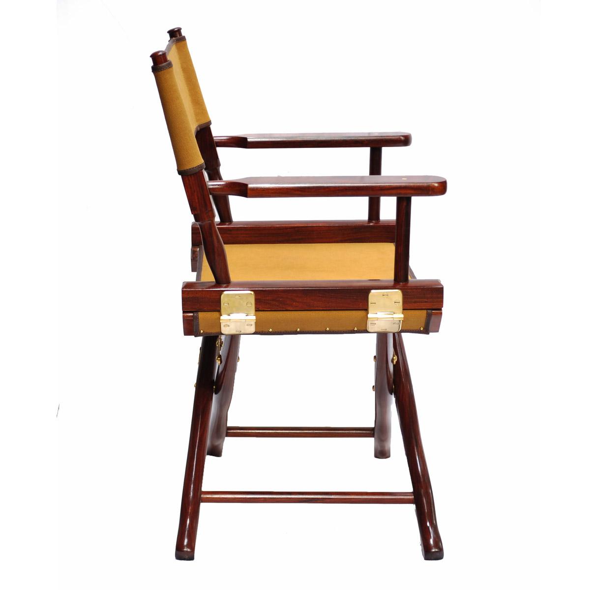 Anderson Safari Chair Canvas J And R Guram